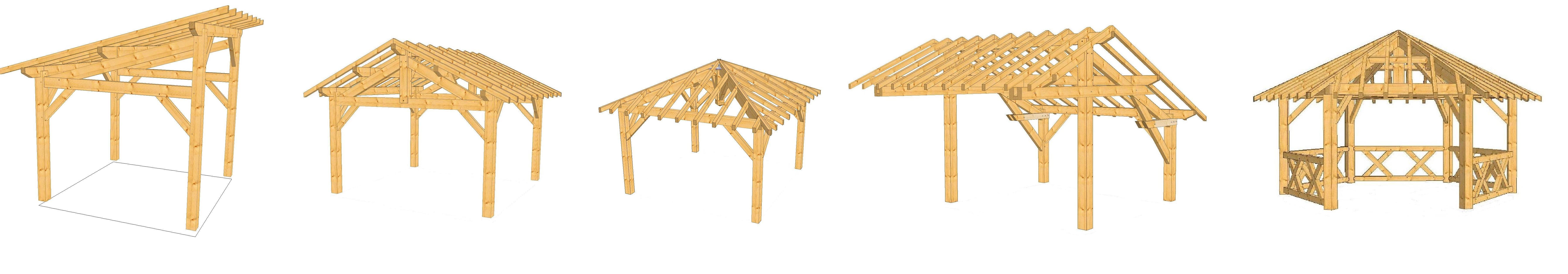 Notre Catalogue - Néobois Constructions dedans Abri Bois En Kit