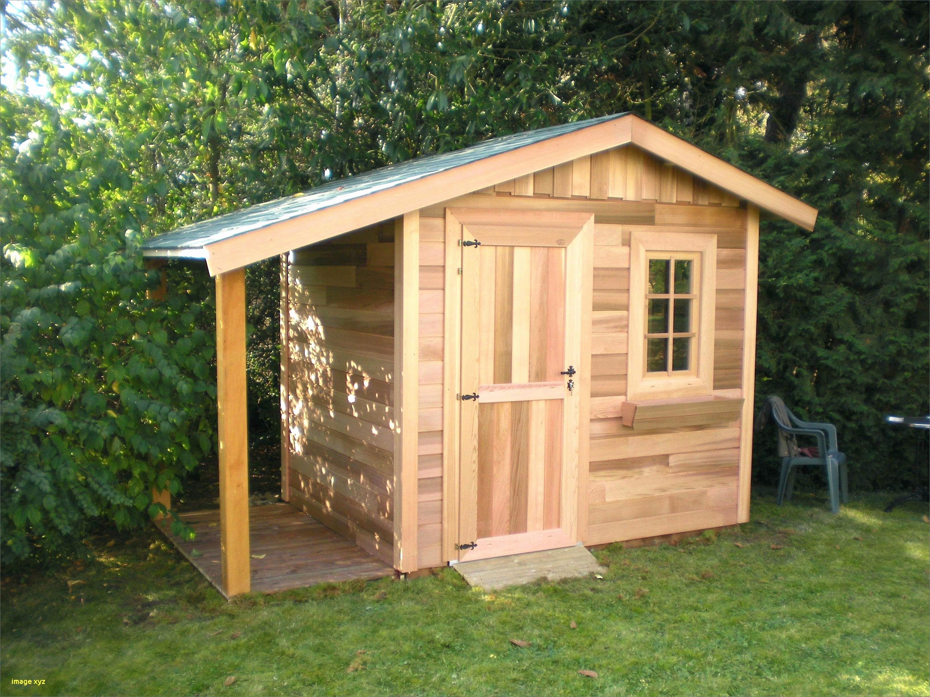Nouveau Cabane De Jardin 10M2 - Luckytroll concernant Abri Jardin 10M2