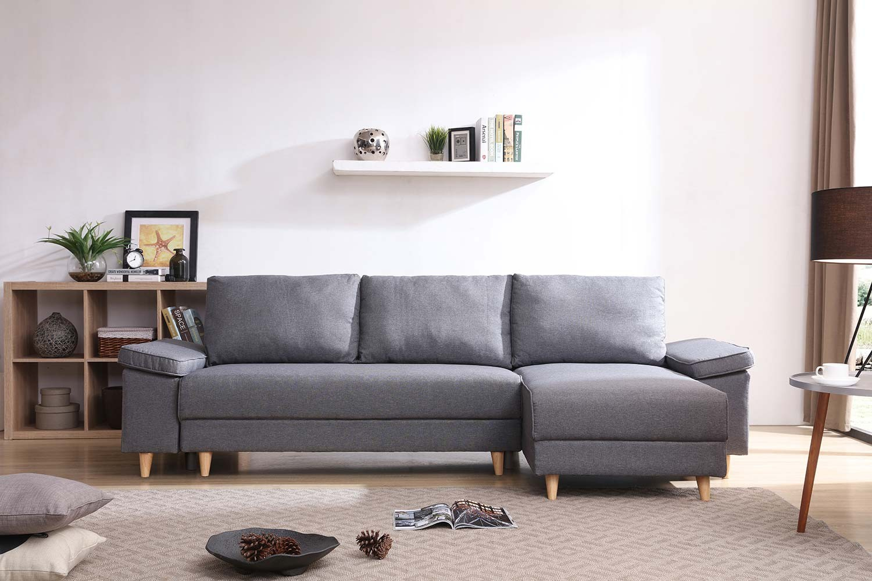Où Peut-On Trouver Un Canapé D'angle ? concernant Achat Canape D Angle