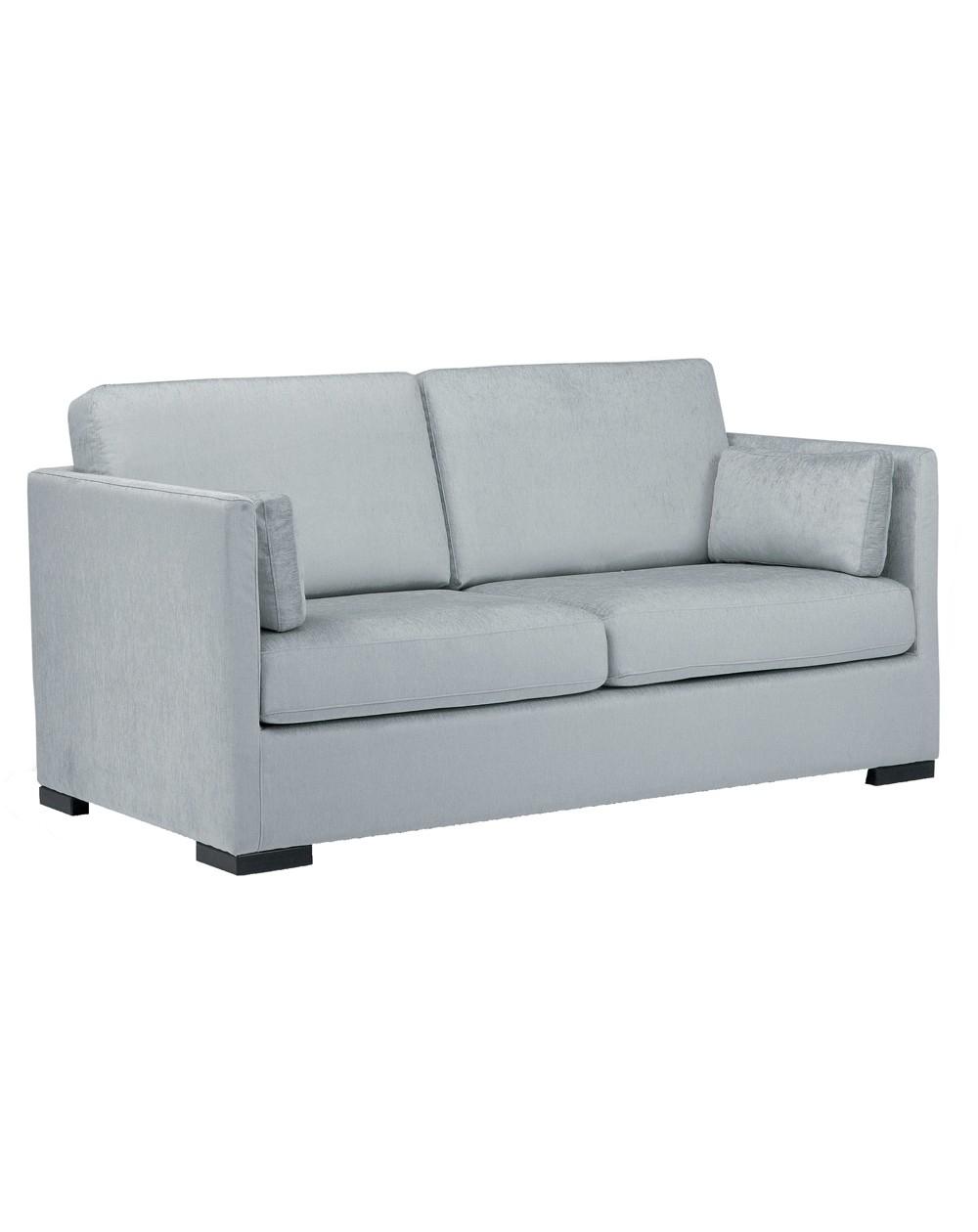 Petit Canapé Convertible Tous Couchages En Tissu Lavable Déhoussable  Arcachon tout Canape Convertible Tres Confortable