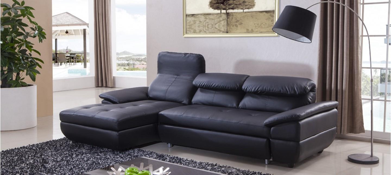 Petit Canapé D Angle Cuir - 68.124.fauteuil.atasteofbrazil.org serapportantà Achat Canape D Angle