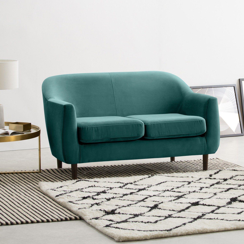 Petit Canapé : Des Canapés 2 Places Design Et Confortables ... concernant Petit Canape 2 Places