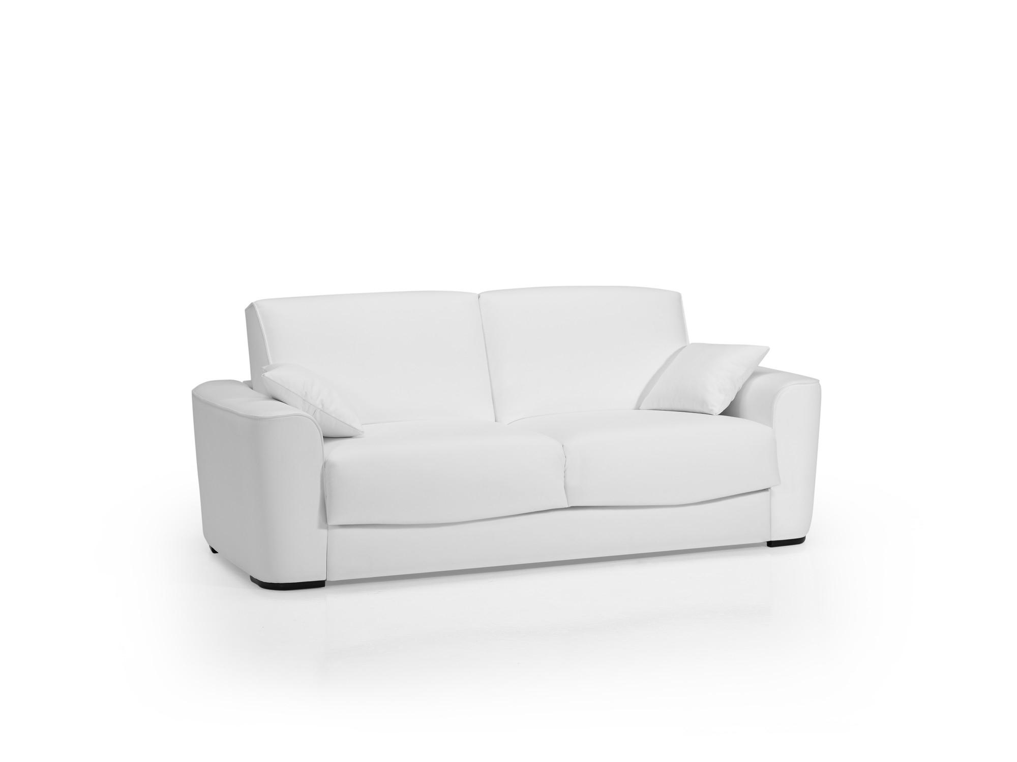 Petit Canapé Lit - At007 destiné Canape Convertible Tres Confortable