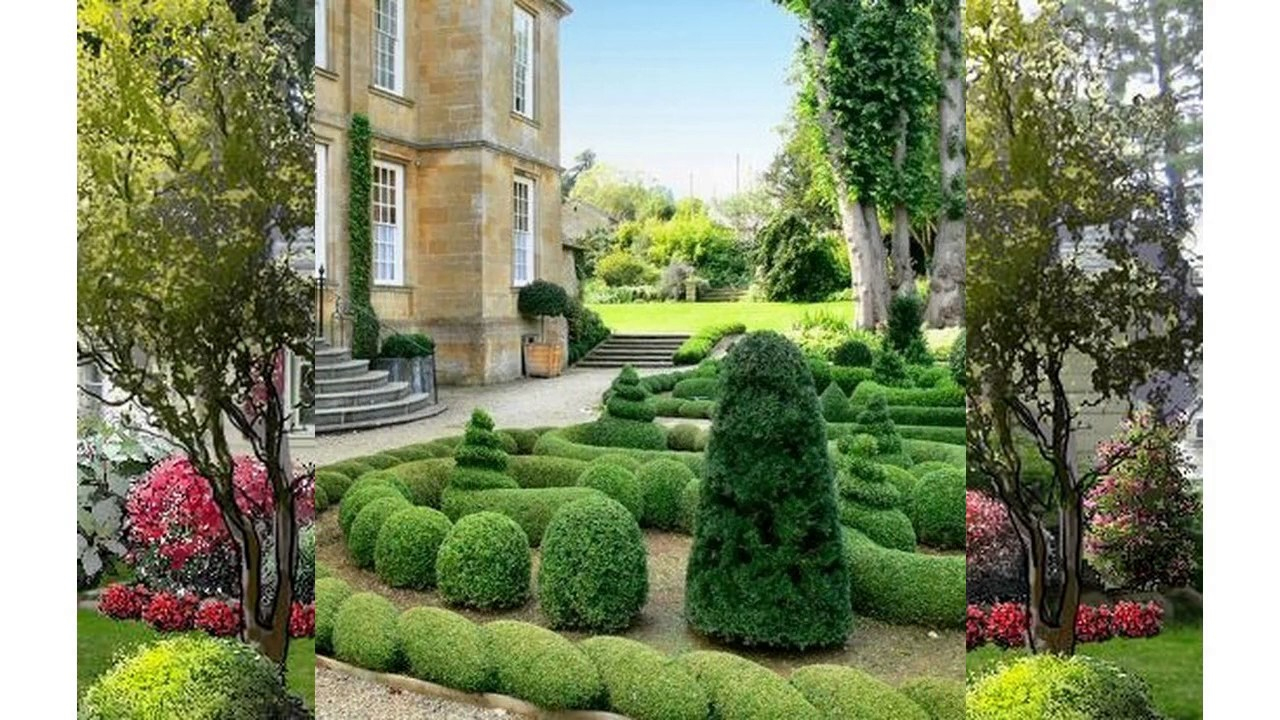 Petit Jardin De Maison - avec Petit Jardin Paysager