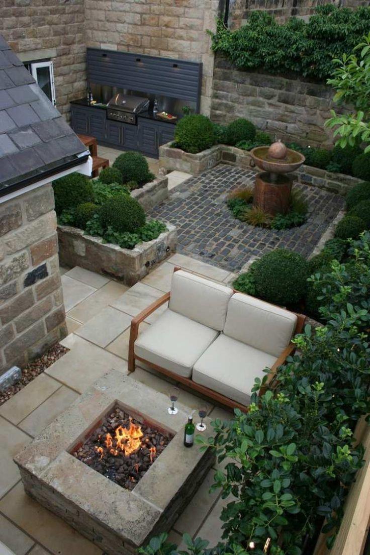 Petit Jardin: Idées D'aménagement, Déco Et Astuces Pratiques ... avec Decoration Jardin Zen Exterieur