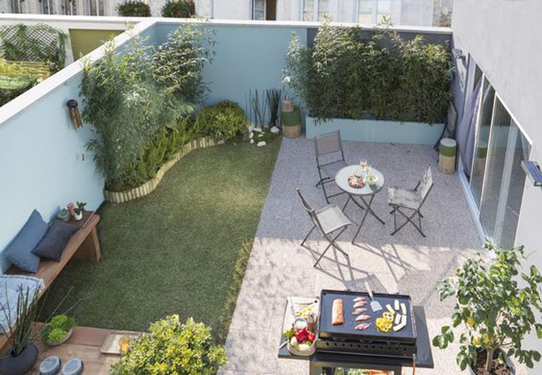 Petit Jardin : Quel Aménagement Choisir ? à Amanager Un Petit Jardin