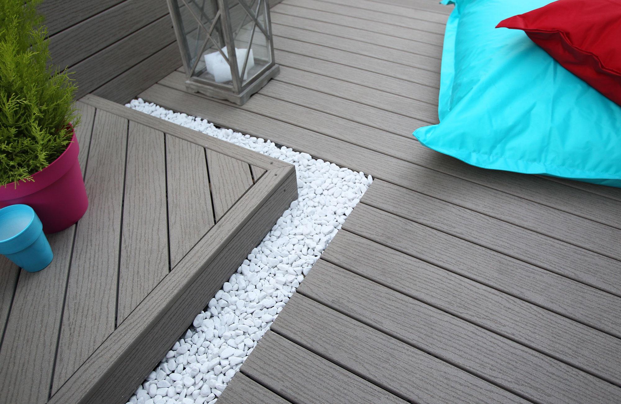 Pourquoi Choisir Une Terrasse Composite ? destiné Terrasse Bois Composite
