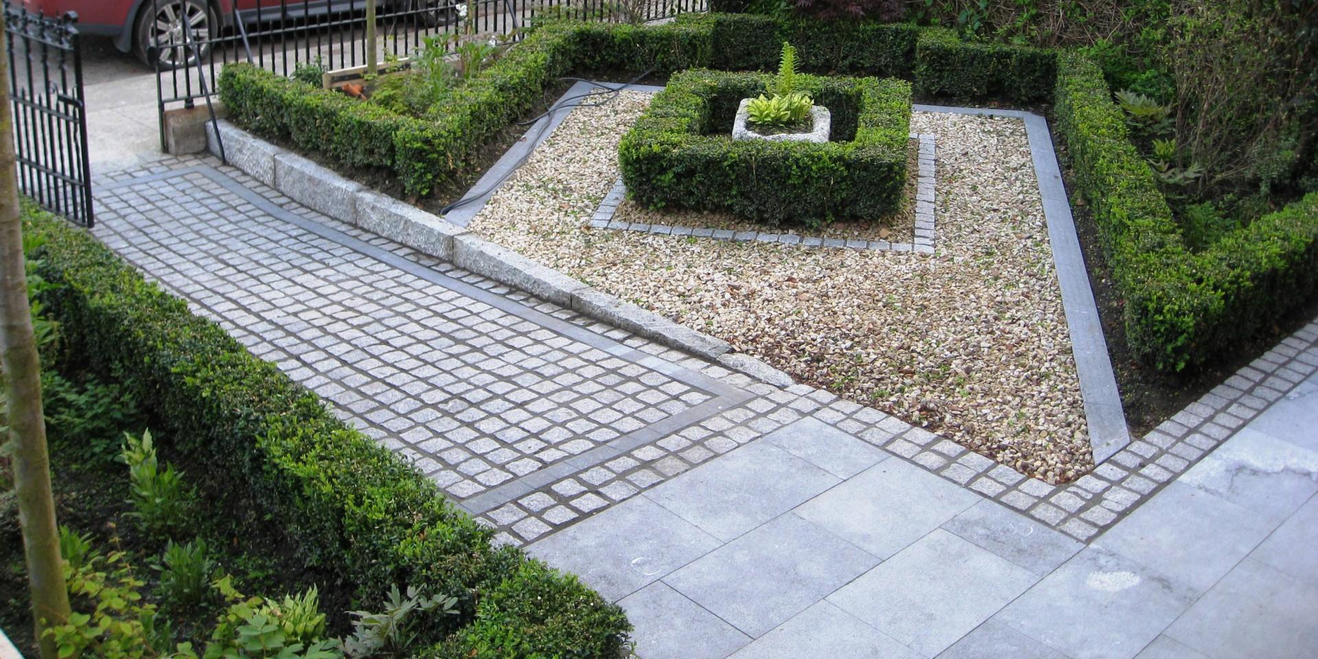 Prix D'un Gravier Stabilisé | Coût Moyen & Tarif De Pose tout Terrasse En Cailloux