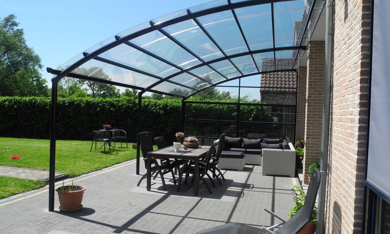 Profitez Plus De Votre Terrasse Avec Un Abri! | Bozarc concernant Abri De Terrasse Ferme