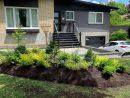 Projet D'aménagement Paysager D'une Cour Avant - Laval | Le ... concernant Amanagement De Cour
