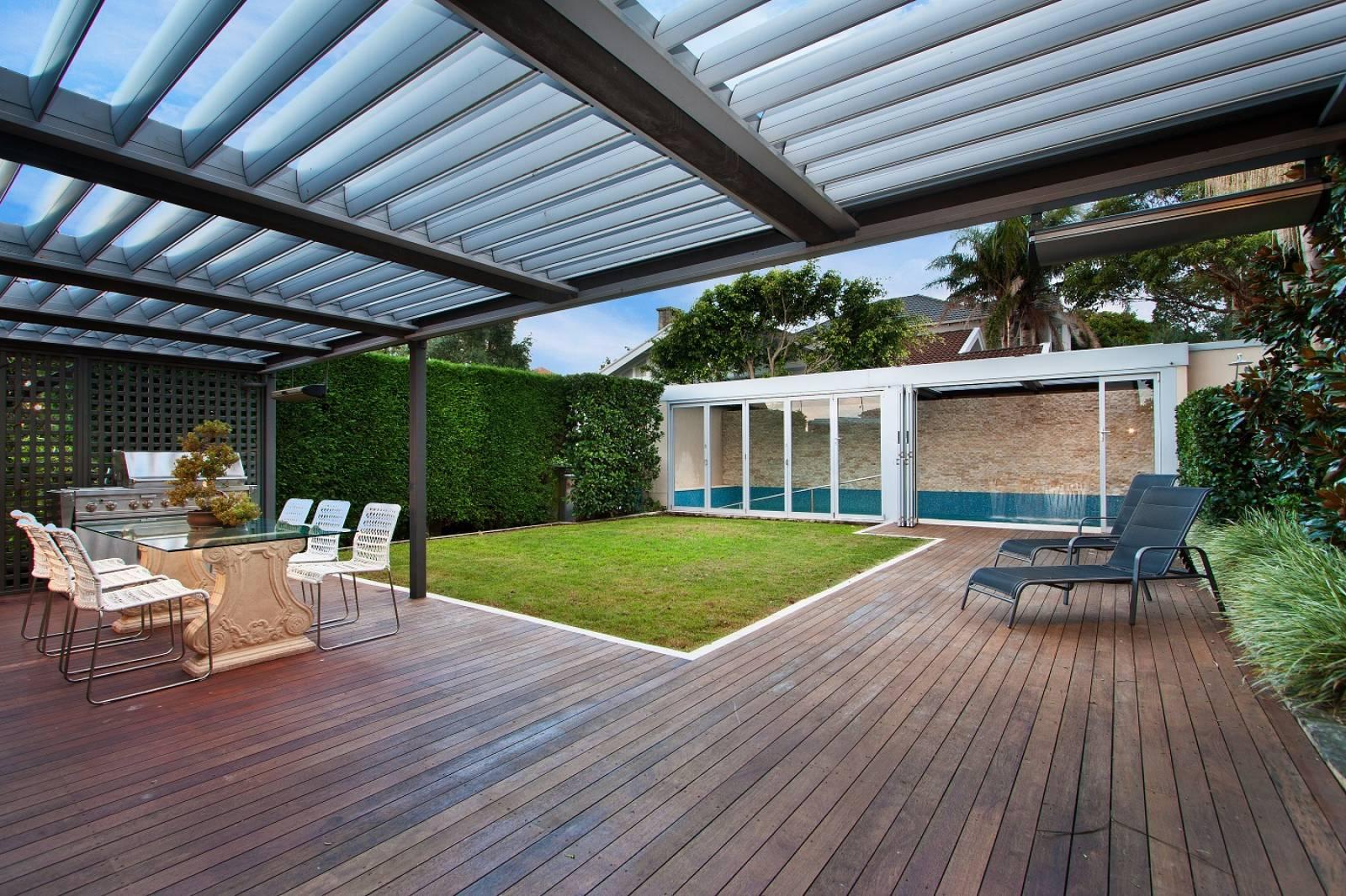 Projet De Rénovation Extérieur Avec Aménagement De Terrasse ... à Amanagement De Terrasse