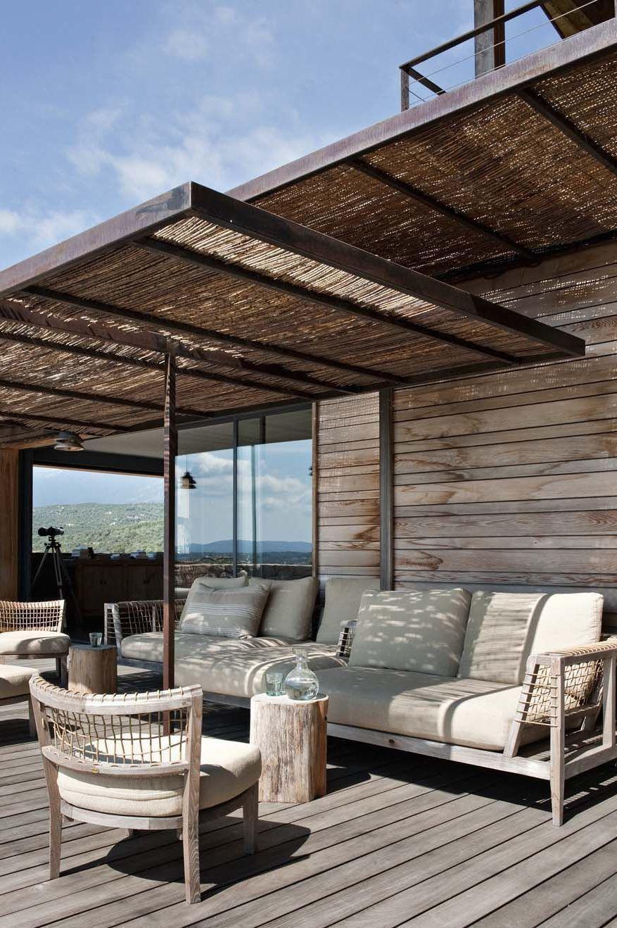 Quel Abri De Terrasse Pour Mon Style D'extérieur | Extension ... dedans Abri Pour Terrasse