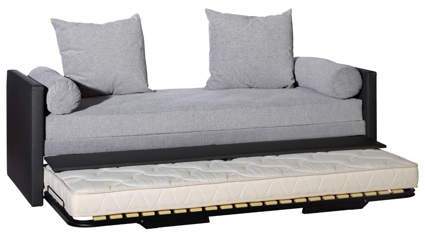 Quels Sont Les Avantages D'un Canapé Convertible ? dedans Canape Convertible Tres Confortable