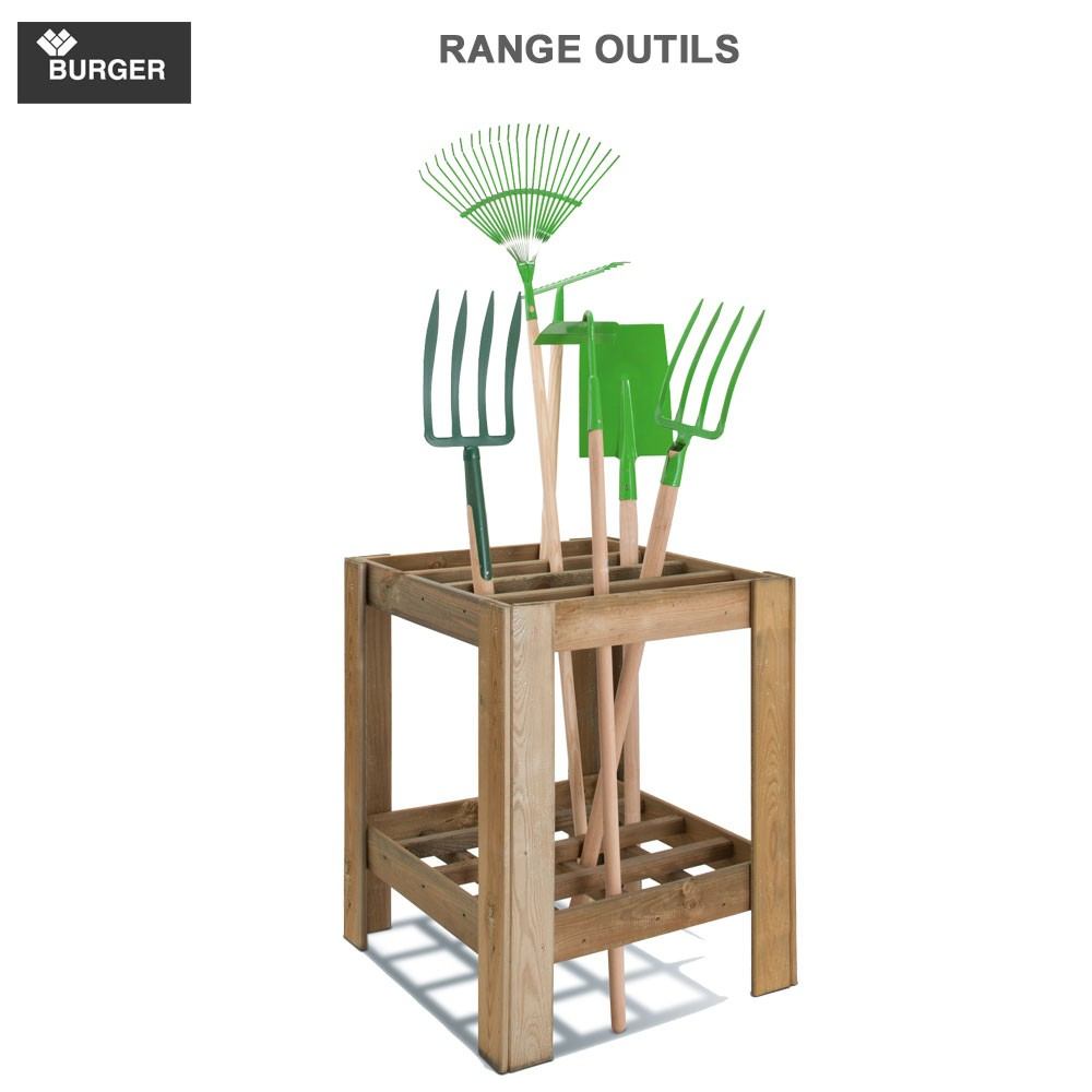 Range-Outils De Jardin Extérieur tout Range Outils De Jardin