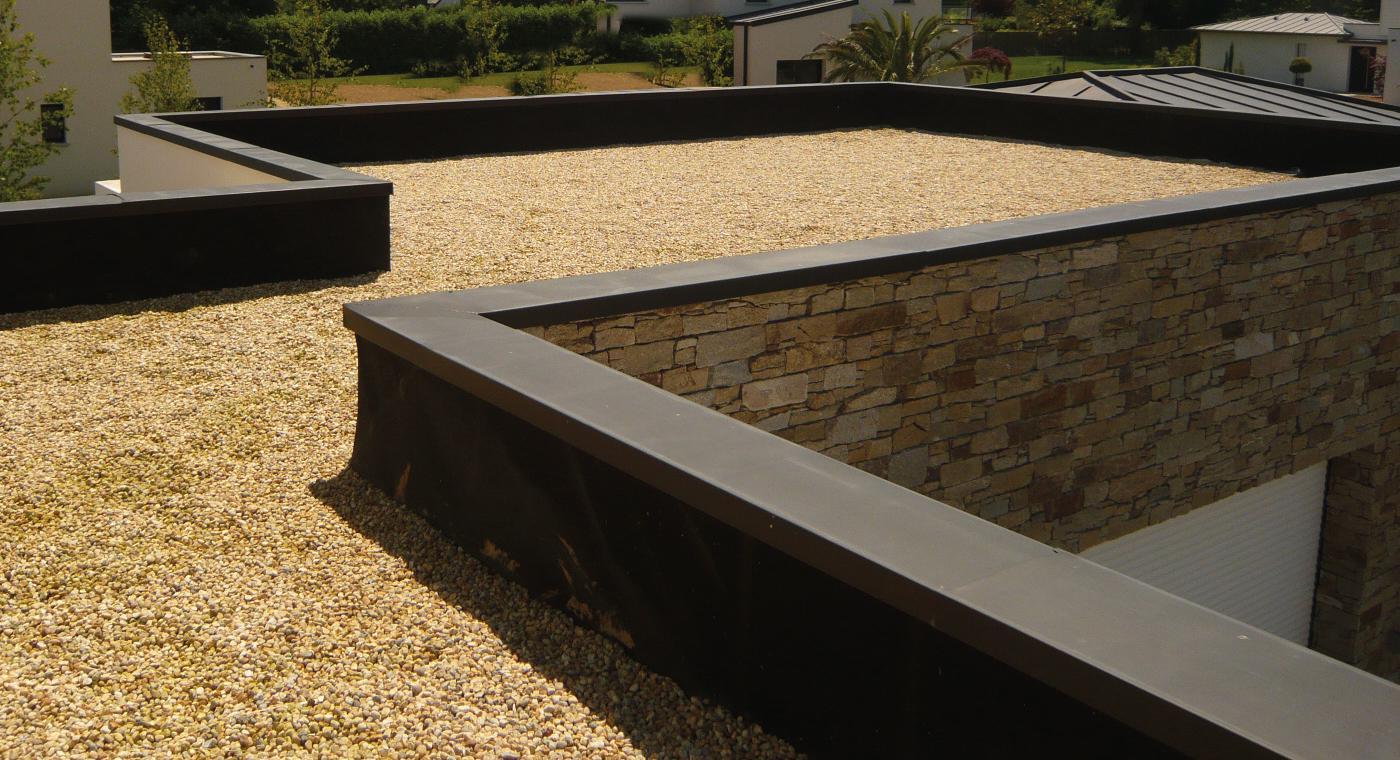 Réalisez L'étanchéité D'un Toit Plat Ou D'une Toiture Terrasse intérieur Terrasse Toit Plat