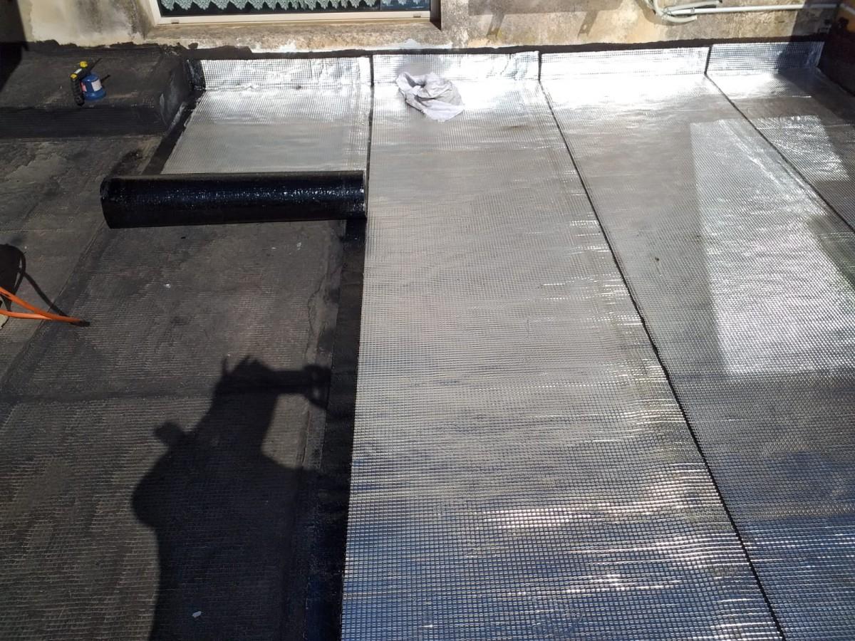 Réparation & Rénovation Couverture Berre (13) - Ad Couverture avec Etancheite Toit Terrasse Goudron