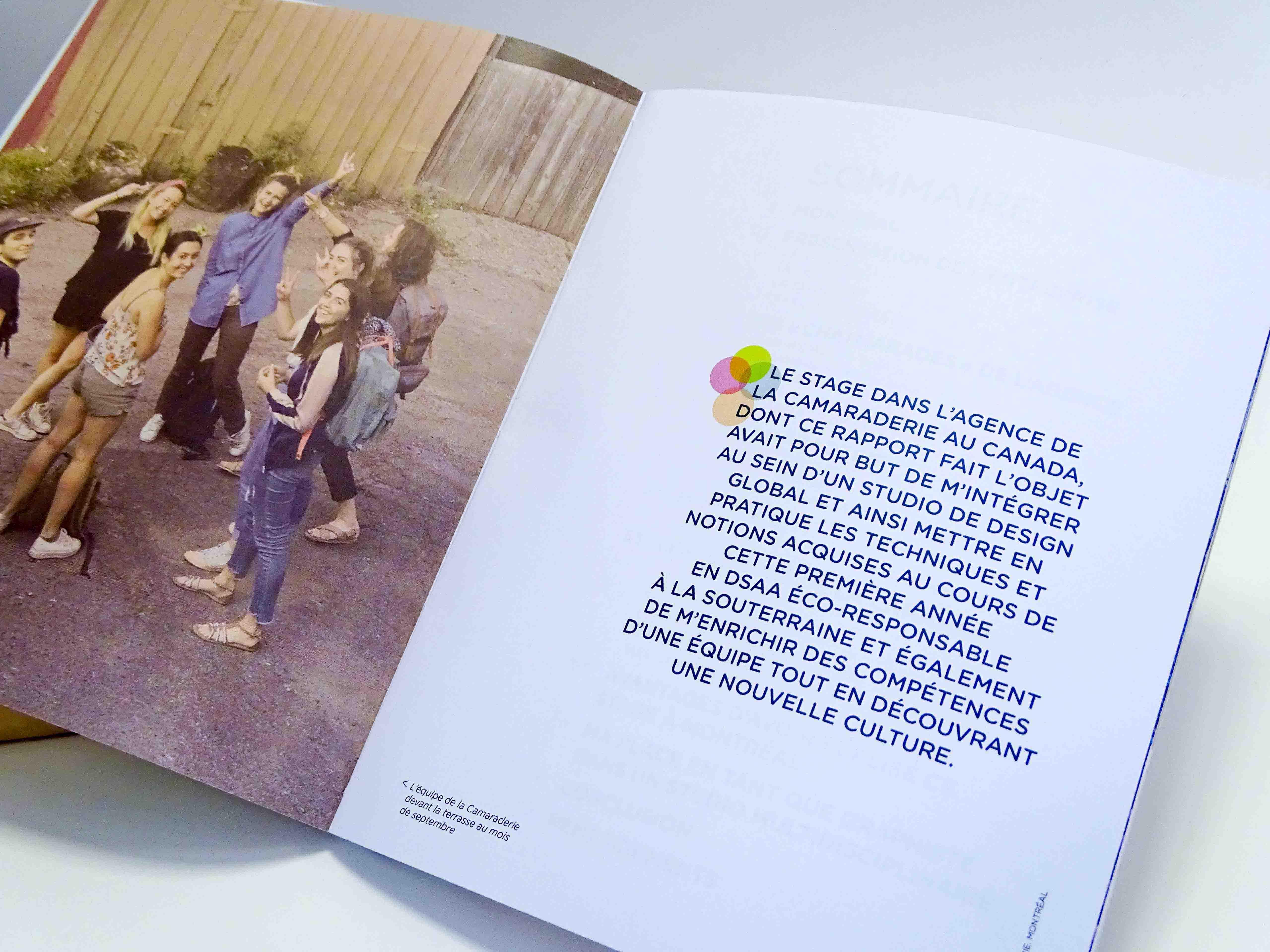 Romane Leroy - Portfolio encequiconcerne Agence De La Terrasse