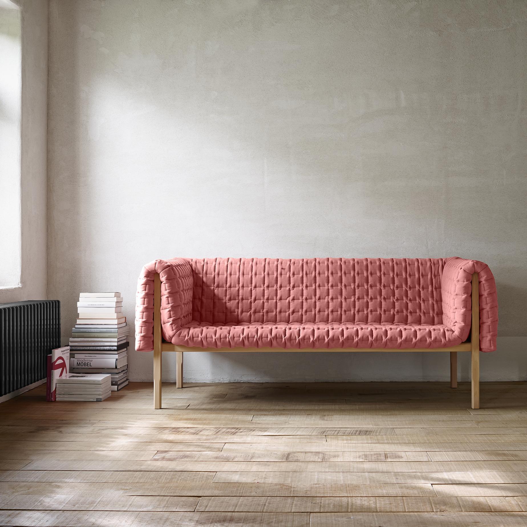 Ruché, Sofas From Designer : Inga Sempé | Ligne Roset ... encequiconcerne Mobel Martin Canape