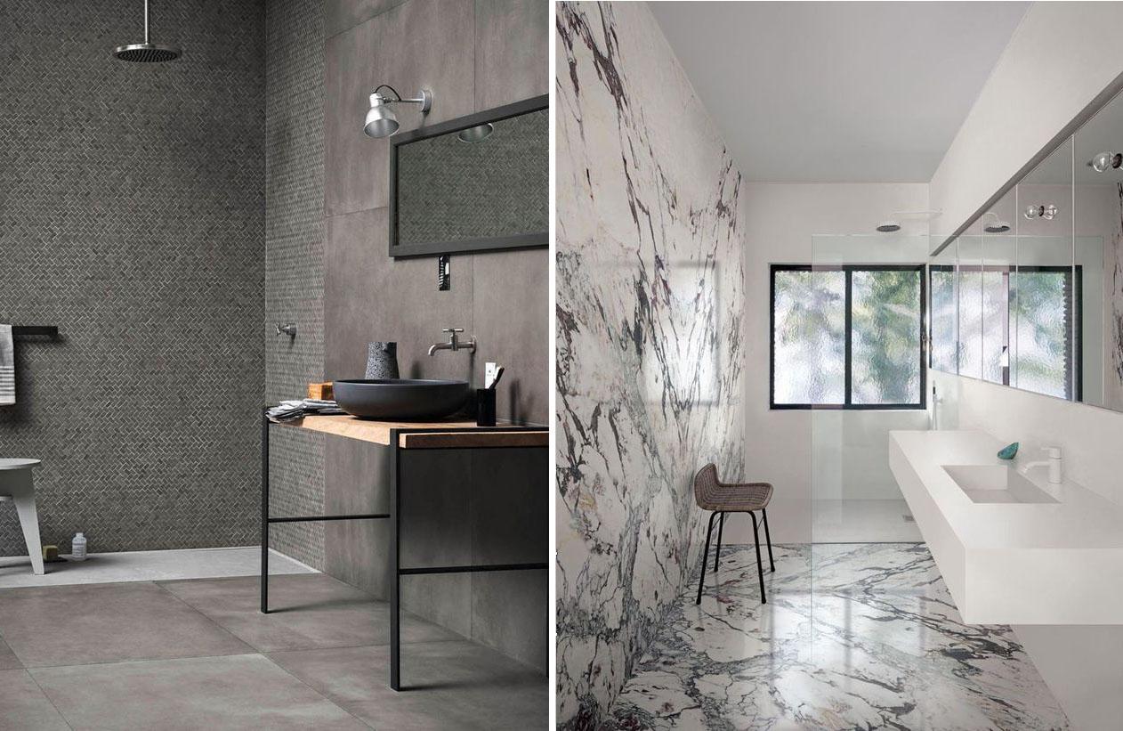 Salle De Bain Design : 30 Idées Pour Trouver Des Idées Et L ... avec Photo De Salle De Bain