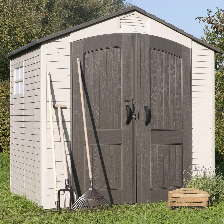Salon De Jardin Resine Brico Depot - The Best Undercut Ponytail avec Abri De Jardin De 5M2