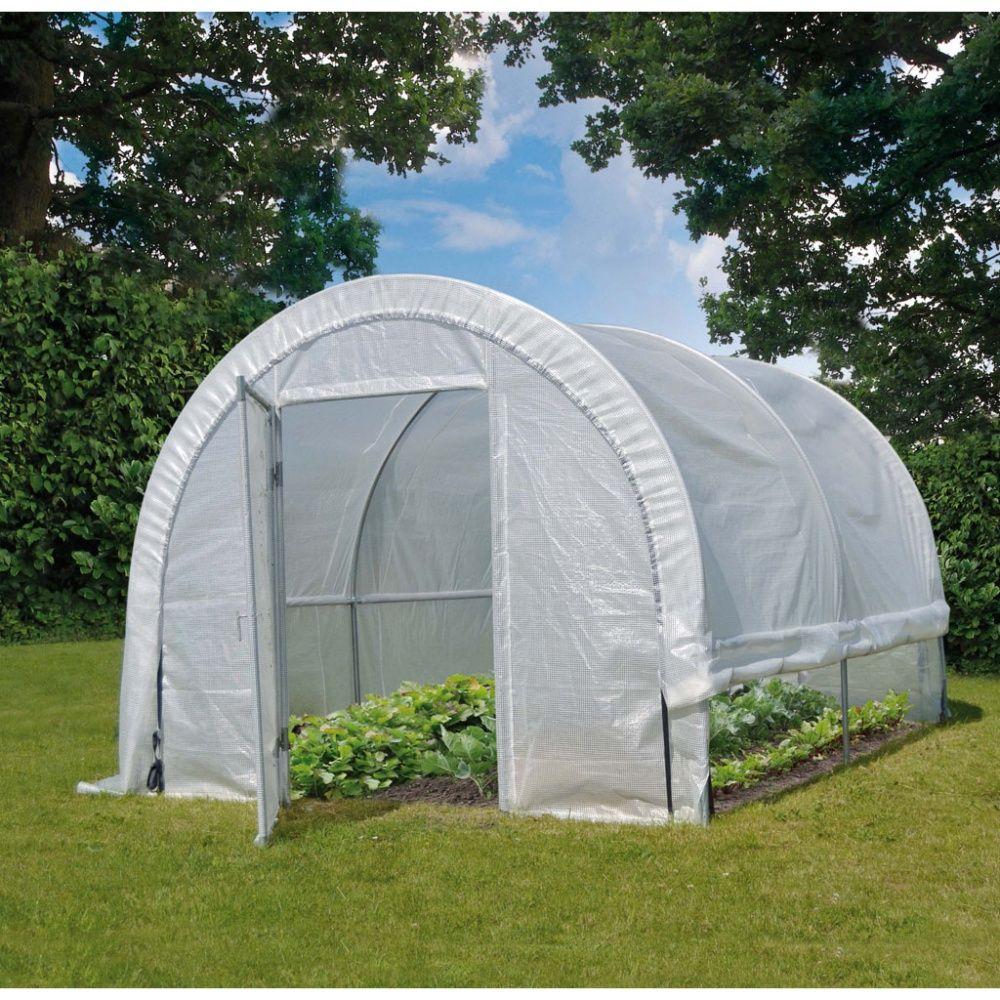 Serre De Jardin 12M2 - Veranda Et Abri Jardin destiné Abri Jardin 12M2