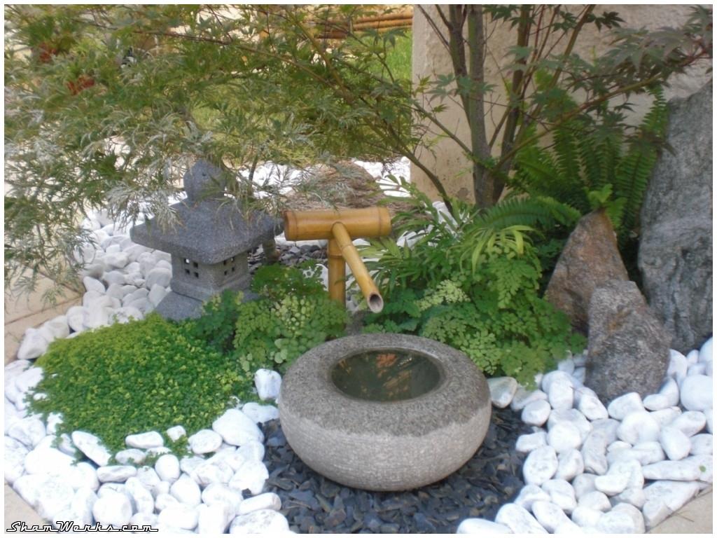 Shamwerks : Terrasse Project - Terrasse Project : Jardin ... tout Modele De Jardin Japonais