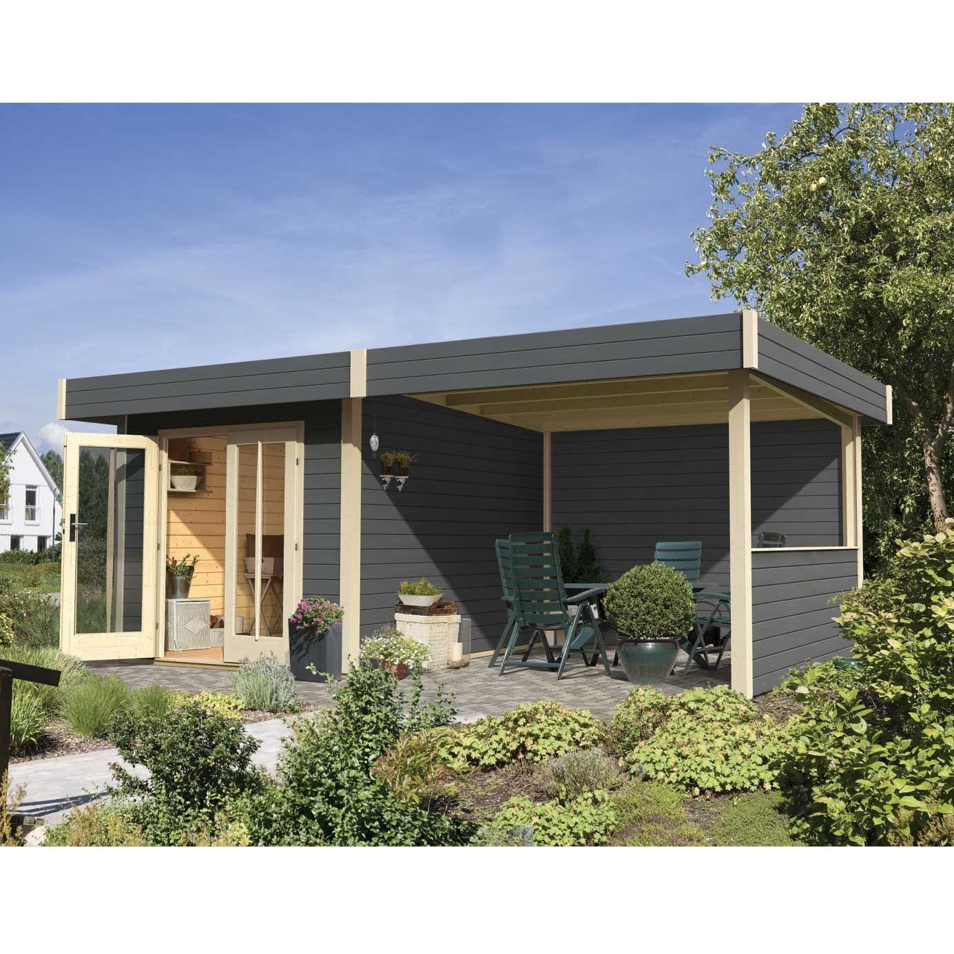 Squared | Abri De Jardin Bois, Abri De Jardin, Aménagement ... pour Abri Jardin Design