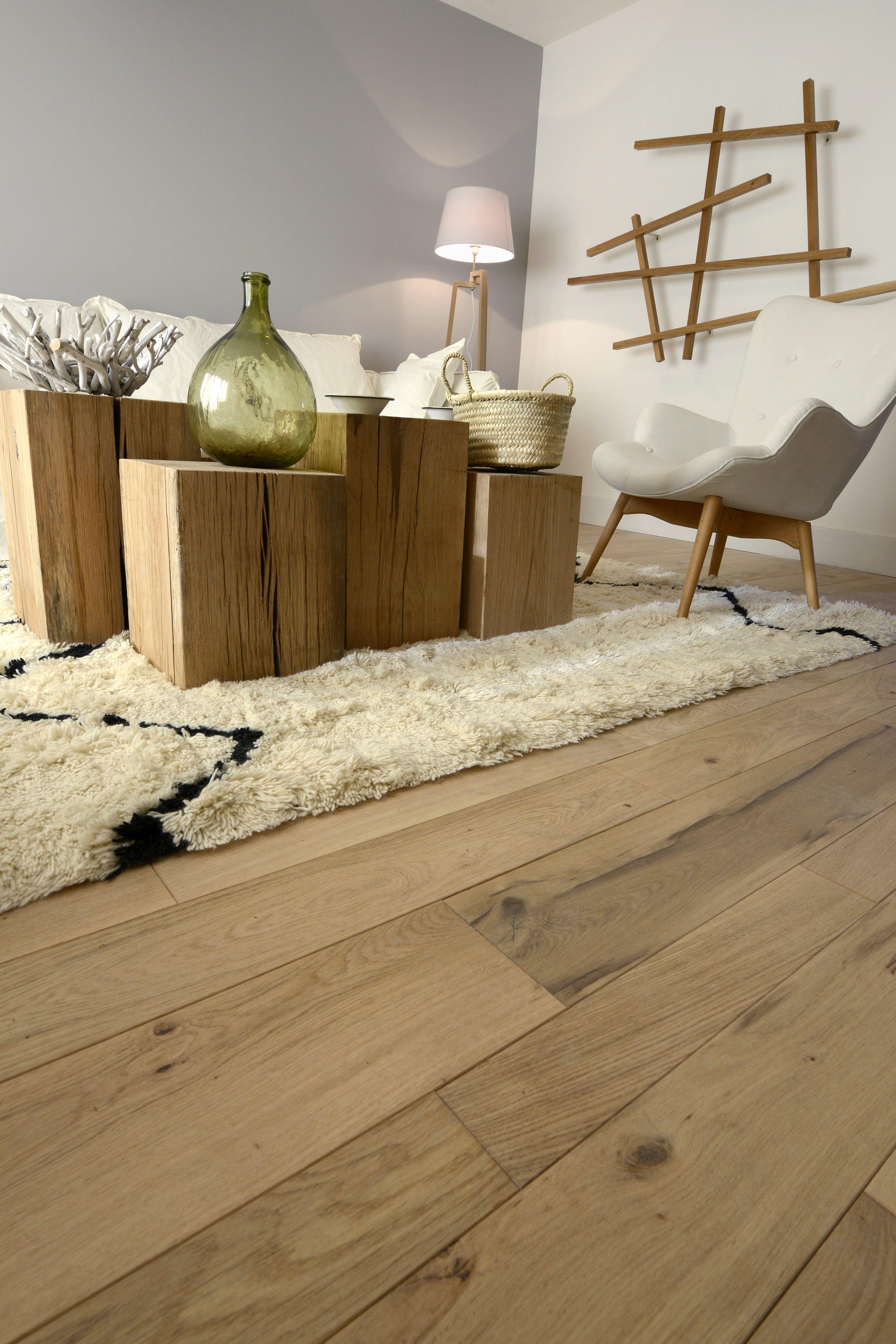 Table Basse Stylée 👌🏻 | Déco Salon, Déco Maison, Parquet ... à La Maison Du Parquet