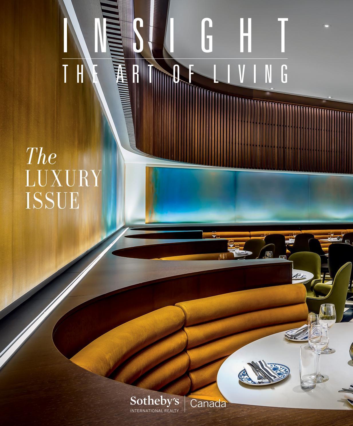 Table Jardin Bois Génial Insight The Art Of Living Fall 2019 ... intérieur Table Jardin Bois