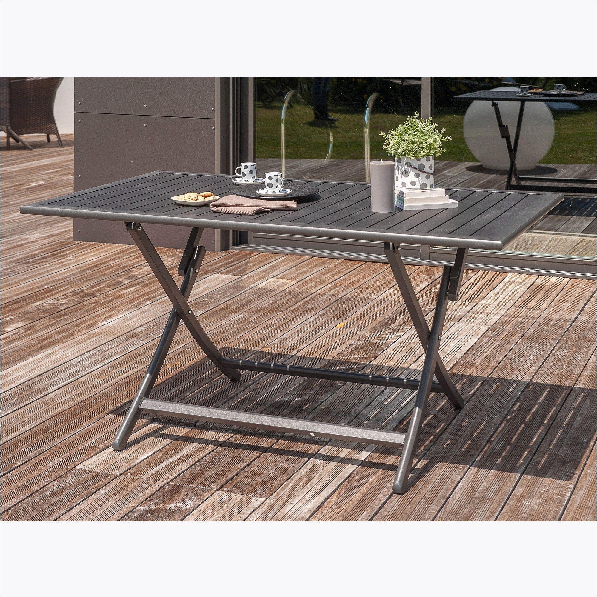 Table Pliante Leclerc Beau S Leclerc Table De Jardin ... serapportantà Table De Jardin Auchan