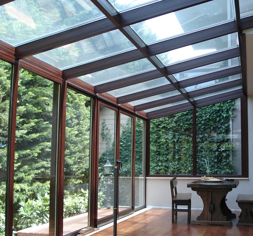 Teras Kapama Sistemleri | Enda Yapı | Cam Balkon Pendik ... dedans Agence De La Terrasse