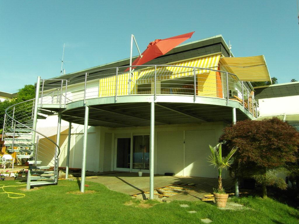 Terrace Structure › Terrassen Design 18 concernant Garde Corps Terrasse