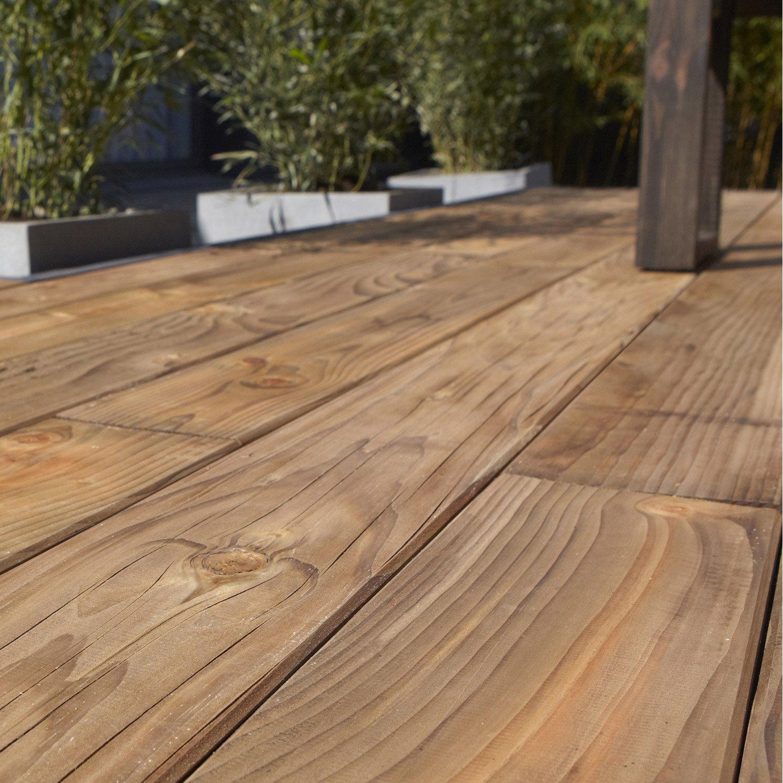 Terrasse Bois Exterieur pour Sol Bois Exterieur