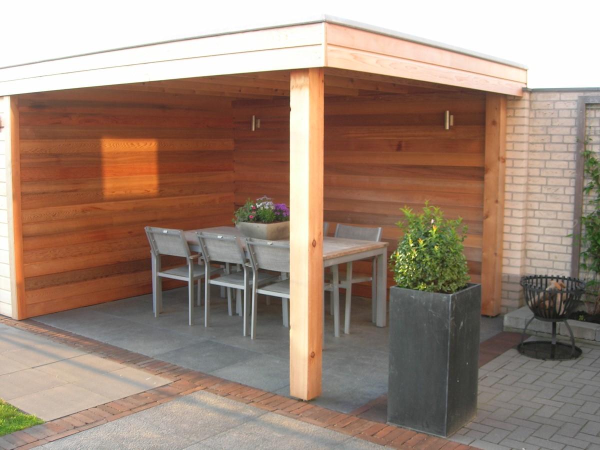 Terrasse Bois, Gazebo, Auvent, Gloriette, Kiosque Jardin ... pour Auvent Bois Terrasse