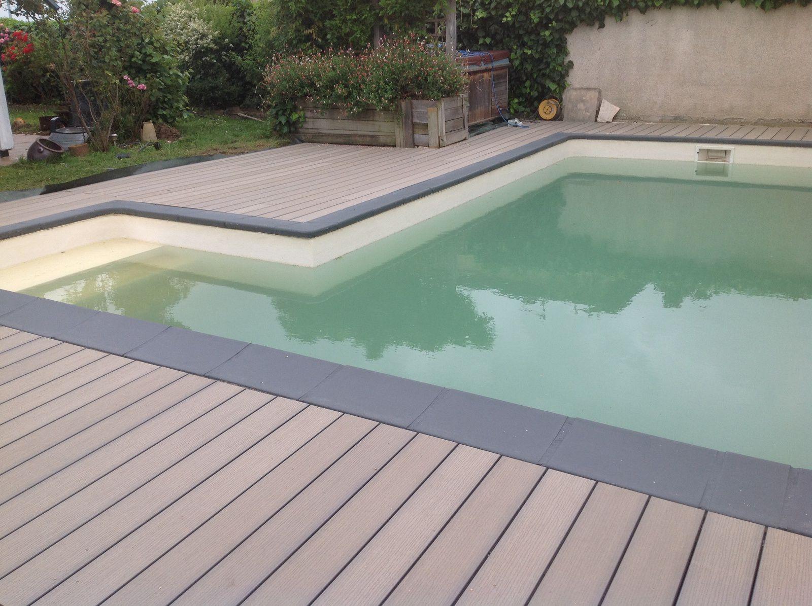 Terrasse Composite Avec Piscine intérieur Piscine Bois Composite