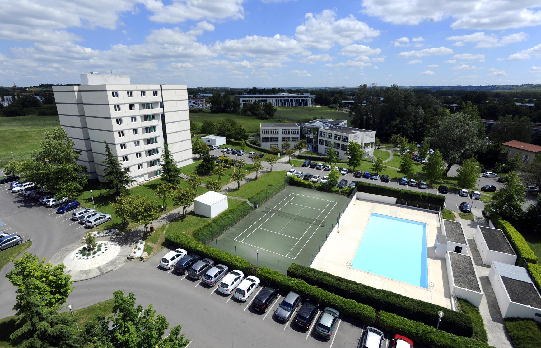 Toulouse Labège - Campus De Bissy destiné Piscine Labege
