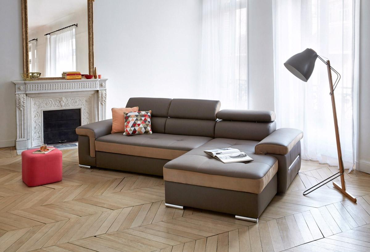 Un Canapé Relax Convertible : Le Confort À Son Paroxysme ... serapportantà Canape Relax Convertible