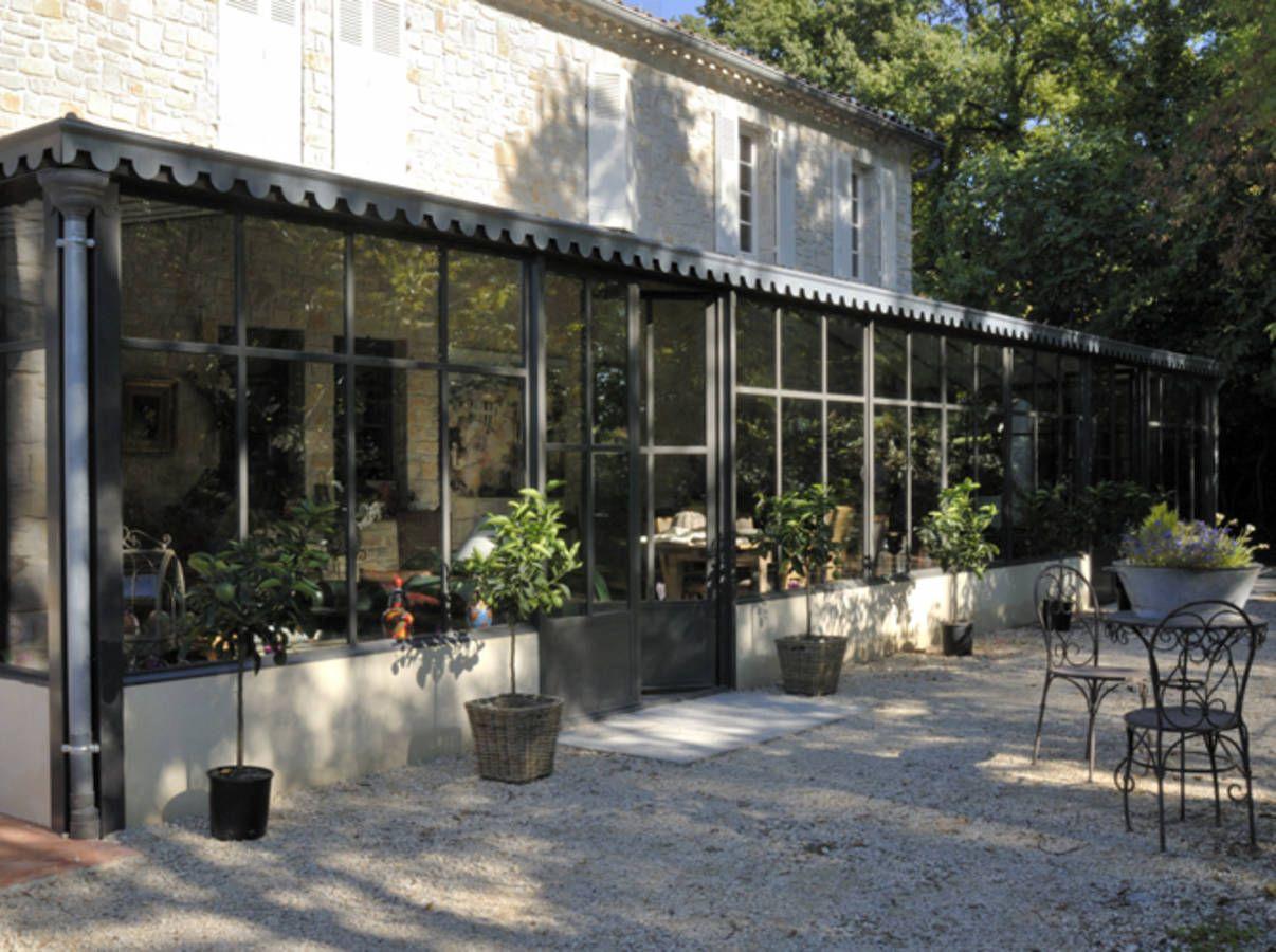 Un Jardin Au Cœur De L'hiver | Jardin Intérieur, Jardin D ... à Verriere Jardin