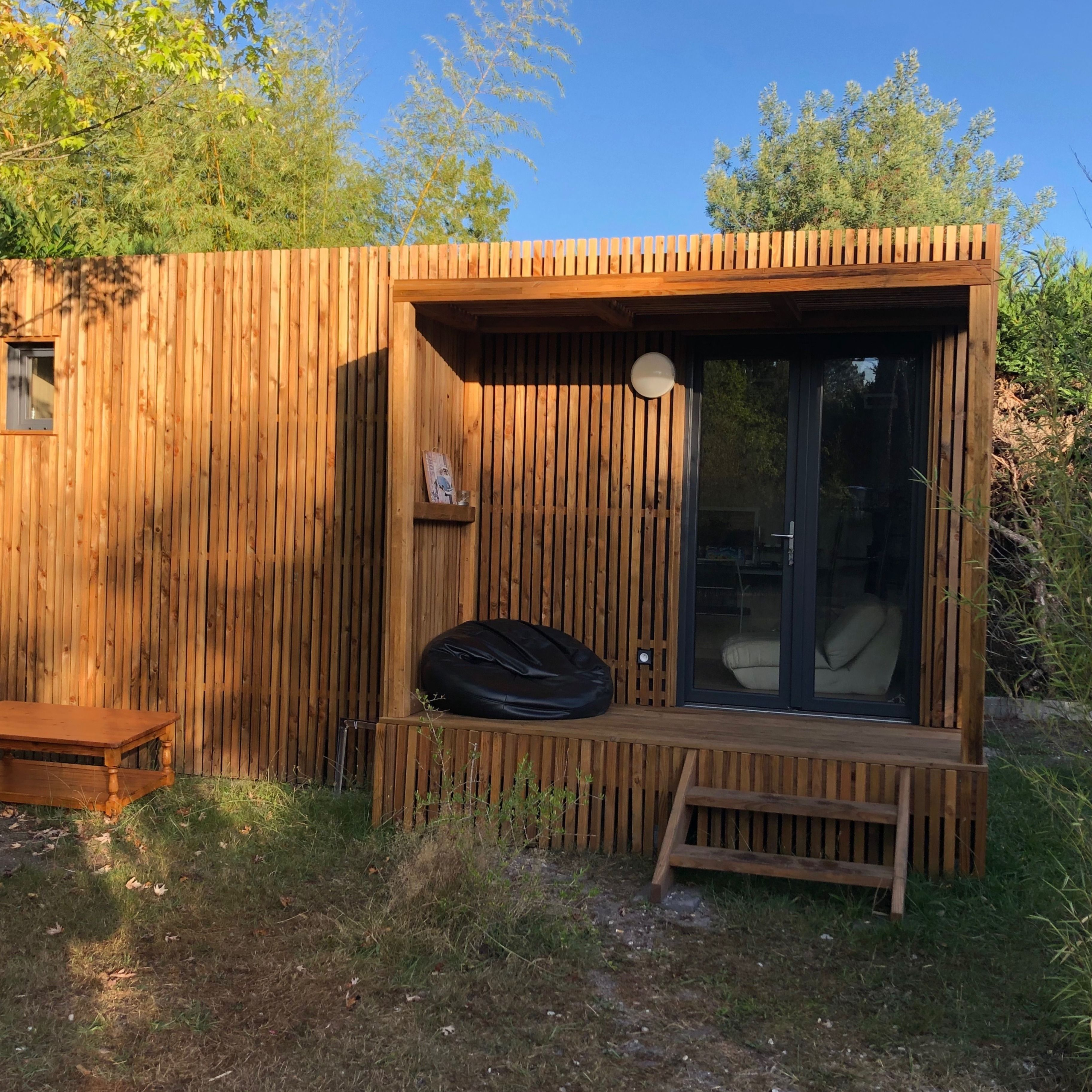 Un Studio De Jardin Greenkub Vous Permet De Gagner Jusqu'à ... concernant Abri De Jardin 30M2