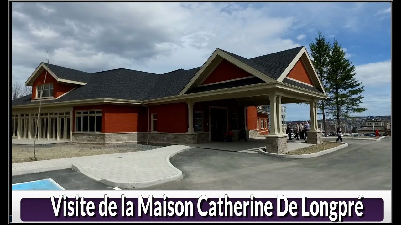 Visite De La Maison Catherine De Longpré(Hier@aujourd`hui) destiné La Maison De Catherine