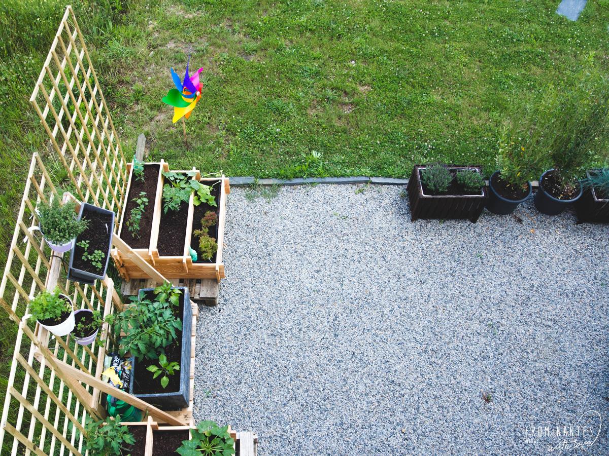Vite Une Terrasse En Gravier Pour Profiter Des Beaux Jours tout Terrasse En Cailloux