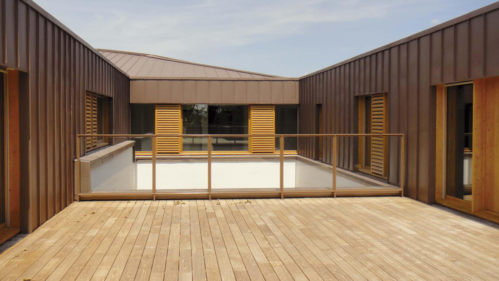 Vue De La Terrasse : Bureaux De L'agence De L'eau Seine ... concernant Agence De La Terrasse