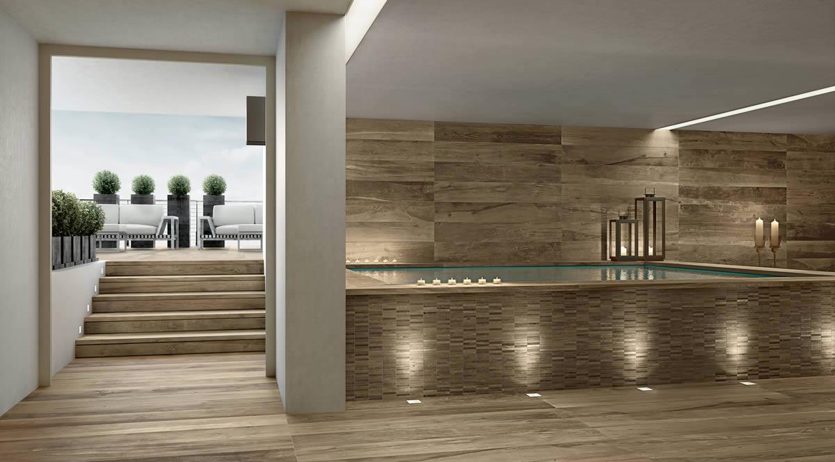 Wood Side - Kronosceramiche, Le Grès Cérame De Qualité concernant Gres Cerame Exterieur
