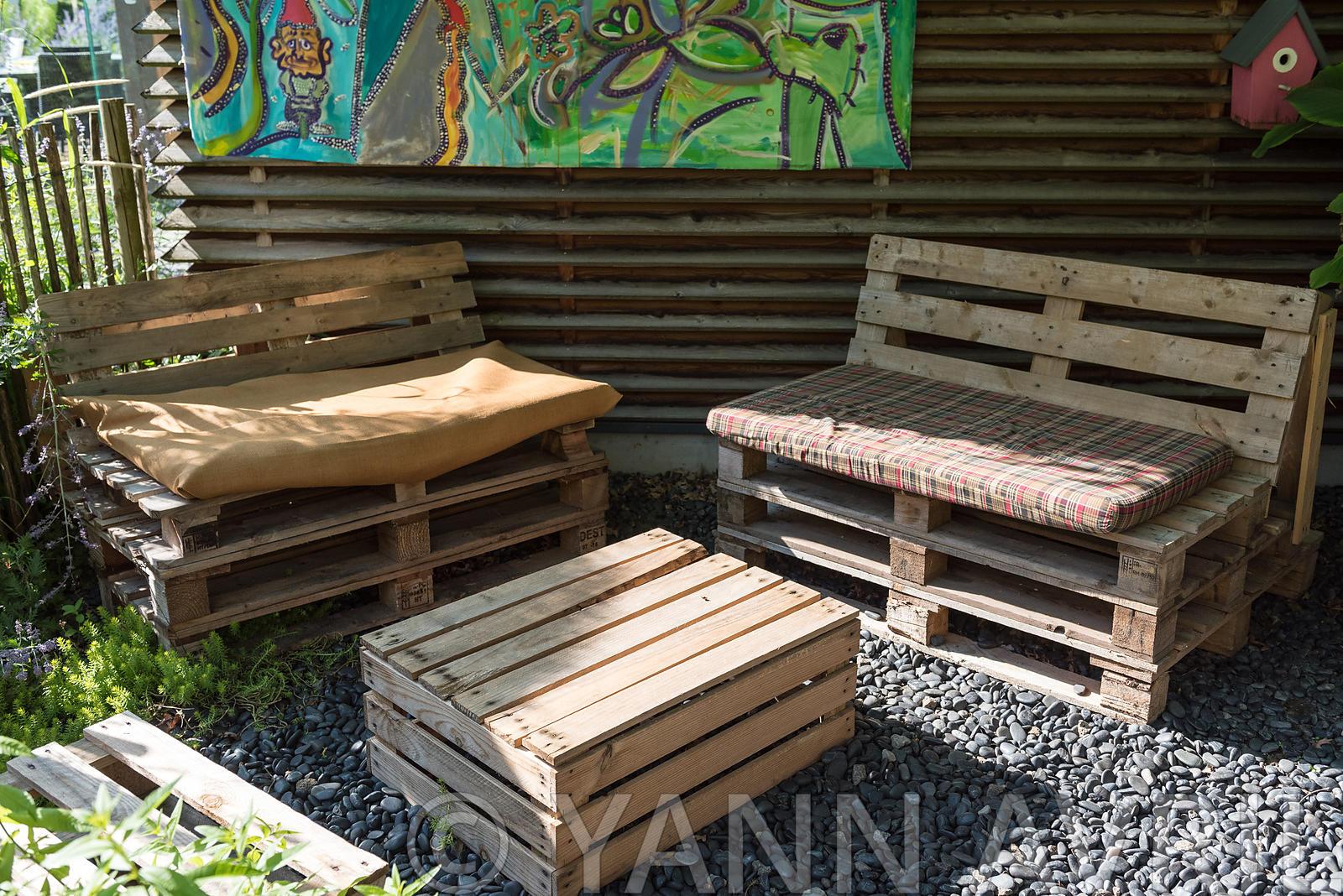 Yann Avril Photography   Garden And Nature Salon De Jardin ... concernant Salon De Jardin Bois